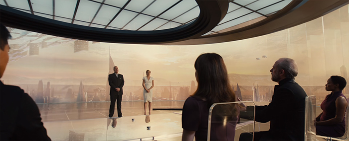 The Council in Allegiant