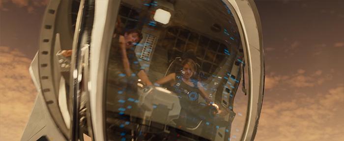 Tris flying Allegiant