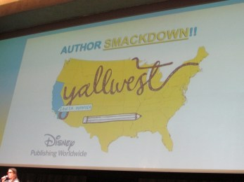 YallWest's Author Smackdown