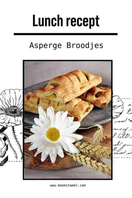 Asperge broodjes