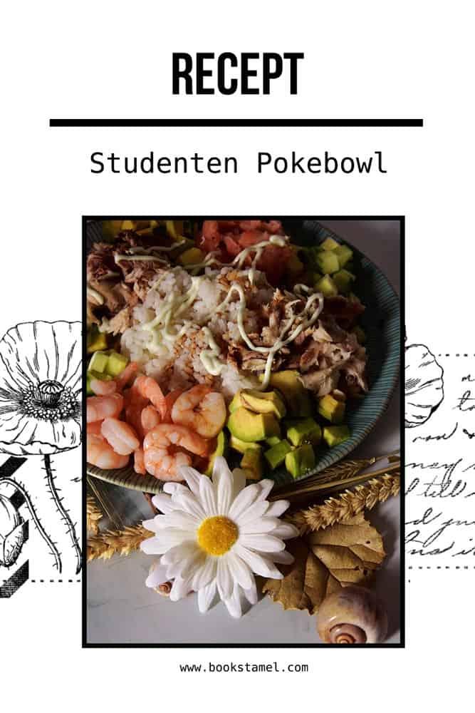 Pokebowl voor studenten.