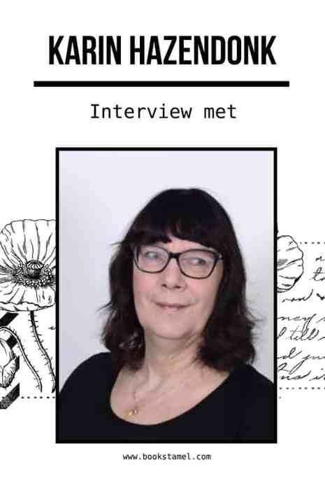 Interview met Karin Hazendonk
