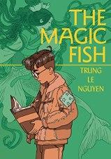 YA graphic novel The Magic Fish