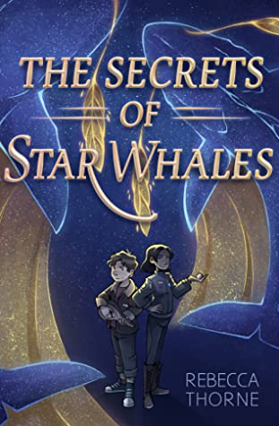 The Secret of Star Whales- Middle Grade Science Fiction