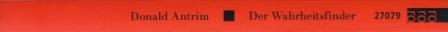 37 Antrim - Der Wahrheitsfinder mini