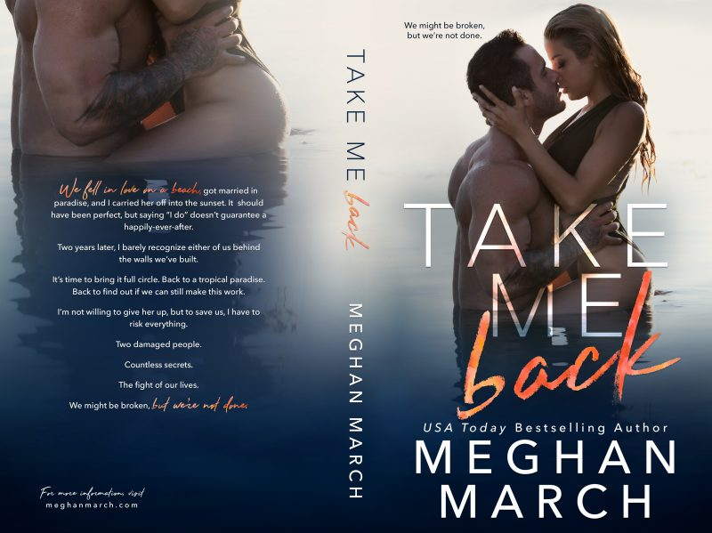 Image result for take me back meghan march