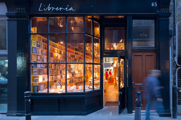 Libreria Bookshop London | Bookstoker.com