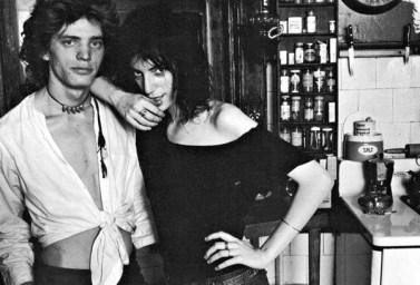 Patti Smith and Robert Mapplethorpe | Bookstoker.com
