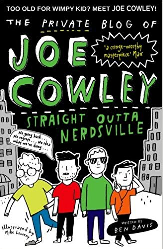 The Private Blog of Joe Cowley: Straight Outta Nerdsville by Ben Davis