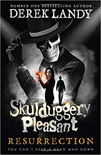 Resurrection (Skulduggery Pleasant Book 10)