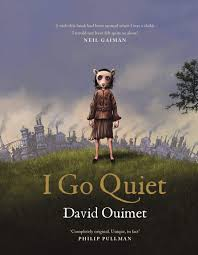 I Go Quiet by David Ouimet