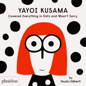 Yayoi Kusama Covered Everything in Dots and Wasn't Sorry by Fausto Gilberti