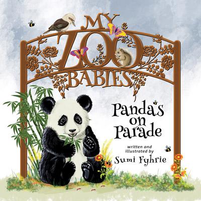 Pandas on Parade by Sumi Fyhrie