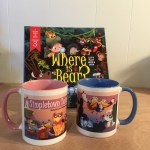 Simpletown Tales MUGS: Blue, Pink, Orange