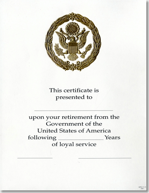 Air Force Retirement 20 Years