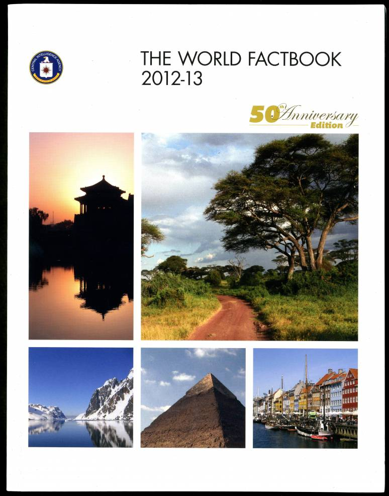 The World Factbook 2012