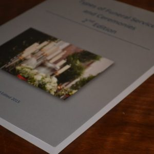 Types of Funeral Services and Ceremonies 2nd Edition
