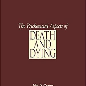 Psychosocial Aspects of Death and Dying