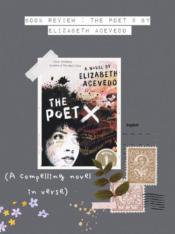 Poet x by Elizabeth Acevedo