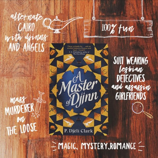 A master of djinn by P Djèlì Clark