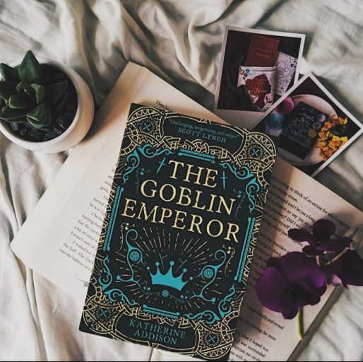 Book Review of the Goblin Emperor by Katherine Addison