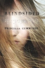 book cover of Blindsided by Patricia Cummings published by Dutton Books