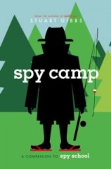 book cover of Spy Camp by Stuart Gibbs published by Simon Schuster