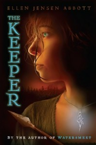 book cover of The Keeper by Ellen Jensen Abbott published by Skyscape