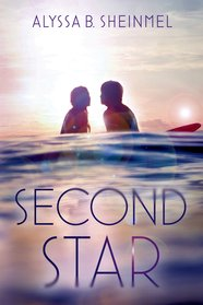 book cover of Second Star by Alyssa B Sheinmel published by Farrar Straus Giroux