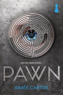 book cover of Pawn by Aimee Carter published by Harlequin Teen