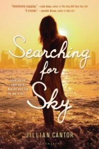 book cover of Searching for Sky by Jillian Cantor published by Bloomsbury
