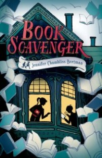 book cover of Book Scavenger by Jennifer Chambliss Bertman published by Holt Books for Young Readers