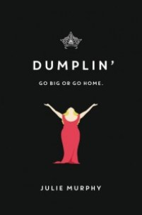 book cover of Dumplin' by Julie Murphy published by Balzer + Bray | booksYALove.com