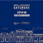 Small Business Saturday image, borrowed from ModernSalon.com