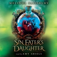 CD cover of Sin Eater's Daughter by Melinda Salisbury | Read by Amy Shiels Published by Scholastic | recommended on BooksYALove.com