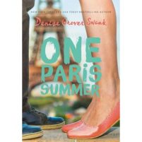 book cover of One Paris Summer by Denise Grover Swank published by Blink Books | recommended on BooksYALove.com