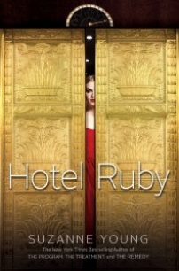 book cover of Hotel Ruby by Suzanne Young published by Simon Pulse | recommended on BooksYALove.com