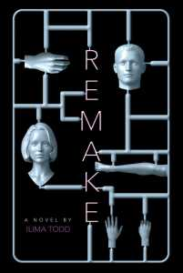 paperback book cover of Remake, by Ilima Todd, published by Simon Pulse | recommended on BooksYALove.com