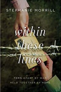 book cover of Within These Lines, by Stephanie Morrill. Published by BlinkYA | recommended on BooksYALove.com