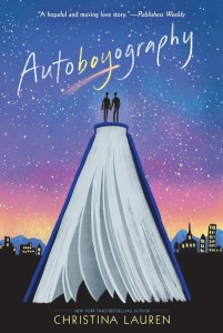 book cover of Autoboyography by Christina Lauren. Published by Simon Schuster BFYR | recommended on BooksYALove.com