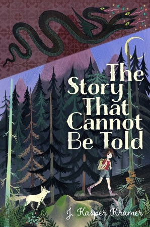 book cover of The Story That Cannot Be Told, by J. Kasper Kramer. Published by Atheneum Books for Young Readers | recommended on BooksYALove.com