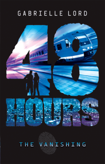 book cover of 48 Hours: The Vanishing, by Gabrielle Lord. Published by Kane Miller EDC | recommended on BooksYALove.com