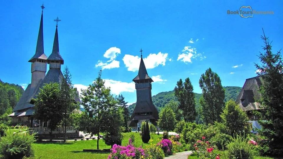 Barsana Wooden Church