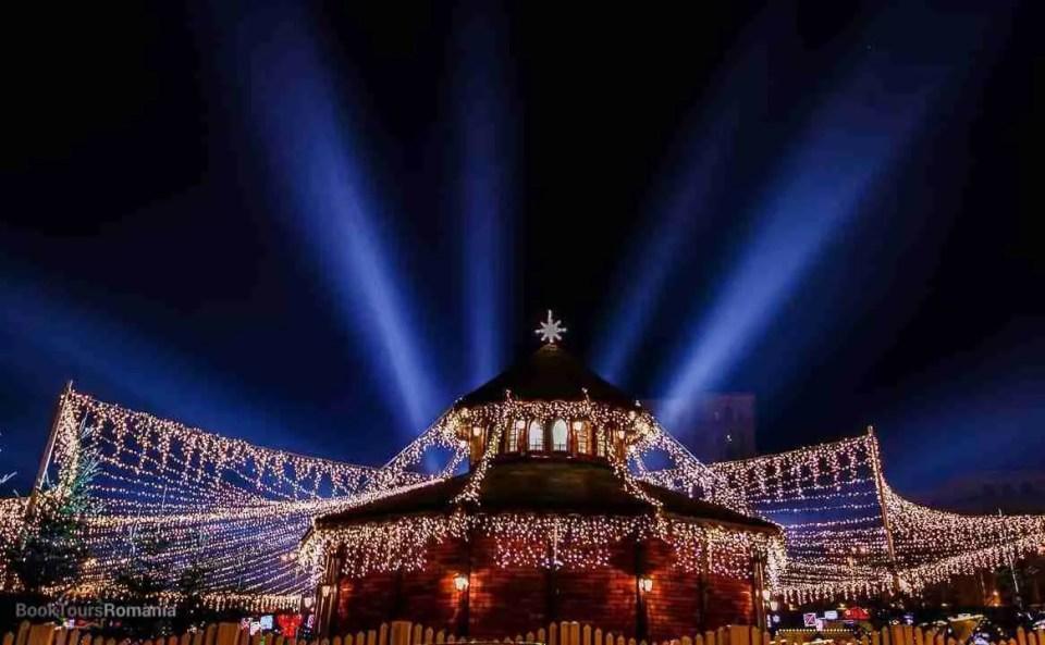 Bucharest Christmas Market