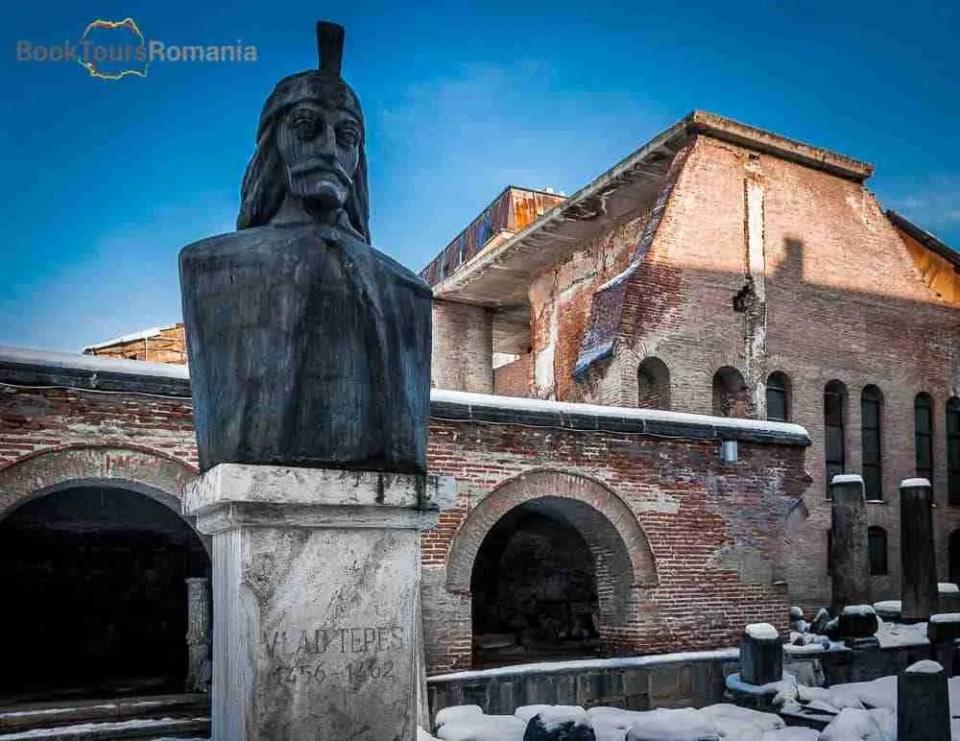 Bucharest's Princely Court - Vlad the Impaler