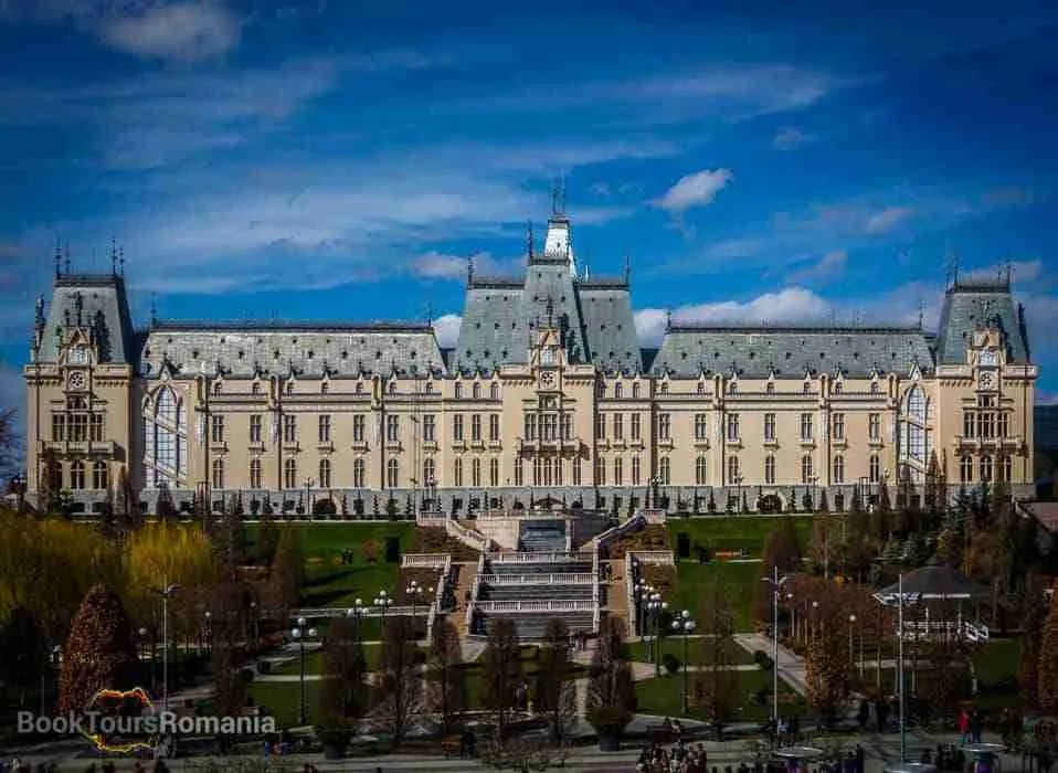 Palace of Culture - Iasi
