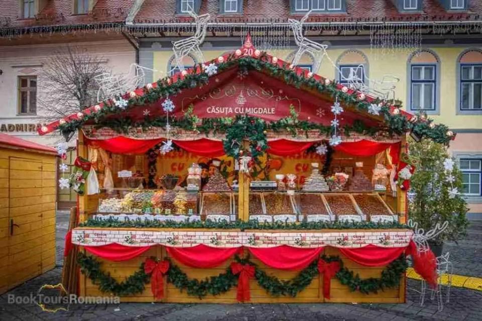 Sibiu Christmas Market 2015