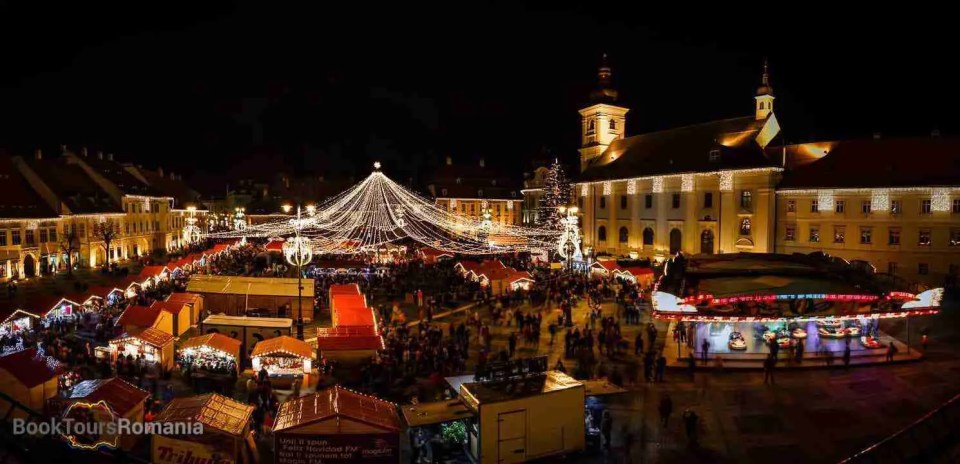 Romania trips - Sibiu Christmas Market