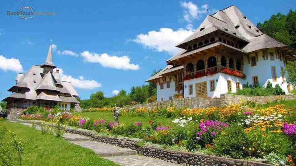 Barsana Monastery Complex