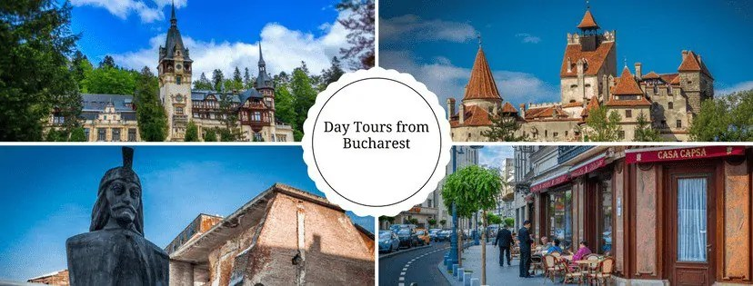 Day Tours from Bucharest
